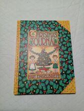 Retired Vtg 1994 Mary Engelbreit Christmas Journal Hardcover Vintage New Believe