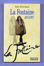 LA FONTAINE avant - Marc Blancpain