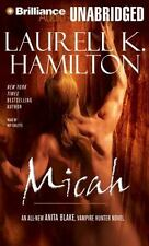 Anita Blake Vampire Hunter: Micah 13 by Laurell K. Hamilton (2013, MP3 CD,...