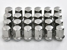 14x1.5 ACADIA ENCLAVE TRAVERSE OEM WHEEL RIM LUG LUGS NUT NUTS SET 9596070 x24