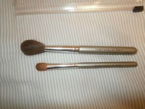 Ruby and Millie face and eye brushes