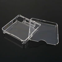 DE3F Crystal Case Protective Protection Hard Cover For Game Boy Advance GBA SP