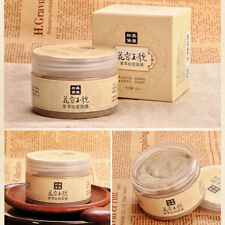 Herb Acne Scar Whitening Blackhead Mite Treatment Face Mask Cream Skin Care 120G