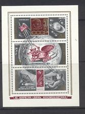 Rusia 1973 espacio/Satélite/Luna Lander 3v m/s (n12039)