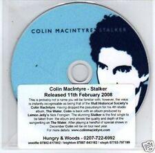 (E101) Colin Maclntyre, Stalker - DJ CD