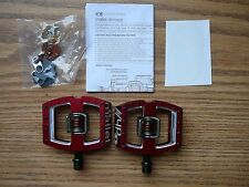Crank Brothers Mallet DH / Race Clipless Pedals w/ Premium Cleats 9/16 New