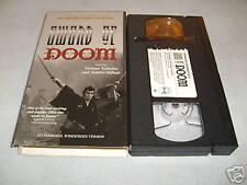 Sword of Doom (1967, VHS), TATSUYU NAKADAI, WIDESCREEN
