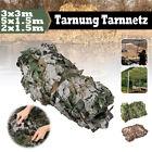 Tarnnetz Flecktarn Armee Netz Tarnung Dekonetz Camo Netz Camouflage 2 3 4 5 M
