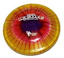 Hero USA Ice Dye Super Hero 235 Dog Disc Adult Size Hippy Dog Frisbee SH-61