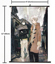 HOT Anime No.6 Shion & Nezumi Wall Poster Scroll Home Decor Cosplay 1601