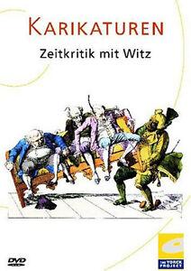 Karikaturen - Zeitkritik mit Witz The Yorck Project DVD Digitale Bibliothek