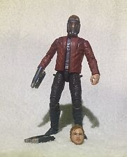 Marvel Legends Star Lord Loose Titus BAF Wave Guardians Of The Galaxy Vol 2