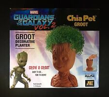 Chia Pet Groot Marvel Guardians Of The Galaxy Vol. 2 Decorative Planter NIB