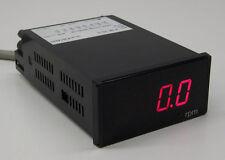Tsuruga Electric Digital Tachometer / Ratio Meter Panel Mnt 80-132Vac 416K-25-3