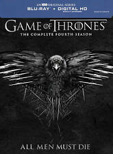 Game of Thrones: The Complete Fourth Season (4-Disc Set BLURAY, U.S. Release)