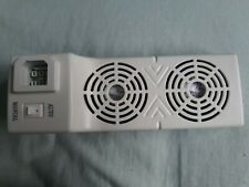 VENOM XBOX 360 COOLING FAN COOLER - CLIP ON COOLER ADAPTER 2 Fans in White