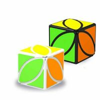 Children's Competition Educational Toys Magic Square Maple Leaf Shaped Cube UG