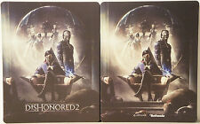 Dishonored 2: Limited Edition Collectible Steelbook (NO GAME) for PS4 / Xbox One