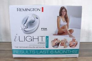 New Remington ILIGHT Pro Hair Professional Removal System FDA Cleared IPL-6000