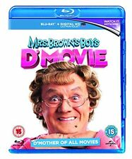 NEW - Mrs Brown's Boys D'Movie [Blu-ray] 5053083007317