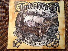 JUICEHEAD How To Sail A Sinking Ship CD 2011 Misfits Records DIGIPAK punk rock