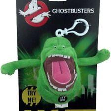 "GHOSTBUSTERS SLIMER 4"" mini Plush Clip-on W/ Sound Talking Doll Underground Toys"