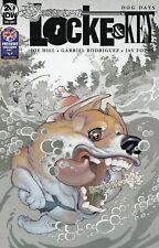 Locke & Key: Dog Days Diamond UK Previews Exclusive Variant Joe Hill IDW DUK PX