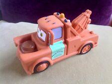 DISNEY PIXAR CARS Play Temps jouet de bain-TOW MATER-Idéal Comme Cake Topper trop!!!