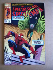 THE SPECTACULAR SPIDER MAN n°186 1992 Marvel Comics  [SA40]