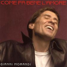 Gianni Morandi – Come Fa Bene L'amore  - (CD) - MAN-314
