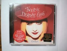Cyndi Lauper Twelve Deadly Cyns CD 1994 Excellent Cond
