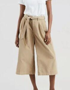 Las Mejores Ofertas En Pantalones De Pana Levi S Beige Para Mujeres Ebay