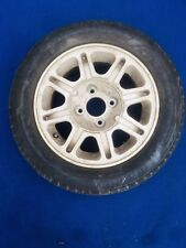 Peugeot 205 STDT Gentry Alloy Wheel & Tyre 185/60 R14 82H - SPOOX MOTORSPORT