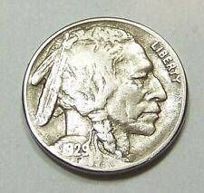 New Listing1929 S San Francisco Mint Buffalo Head Nickel *90405202