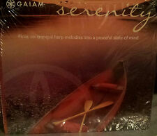 Serenity Living Arts by Joel Andrews Harp Healing Music Sleep CD + Free Bonuses!