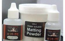 WS Matting Powder + M/F110 Clear 2oz