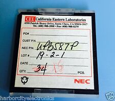 UPB587P NEC ELECTRONICS IC WAFER DIE PACKAGE 15/units