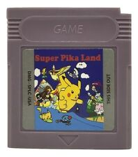 Pokemon Super Pika Land Version Game Boy Color GBC Fan Translation Homebrew Hack