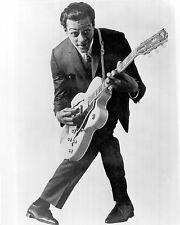 "Chuck Berry 10"" x 8"" Photograph no 3"