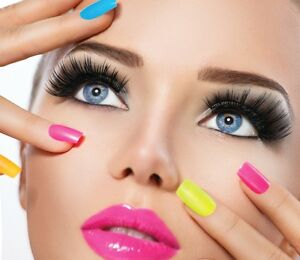 Beauty Nails Canvas /Choose Your Size