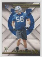 2018 Panini XR Quenton Nelson Rookie RC Colts #101