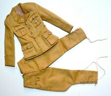 1/6 SCALE 3R-DID GERMAN WWII - BROWN UNIFORM