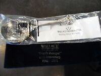 2001 Sterling Wallace Serving Spoon