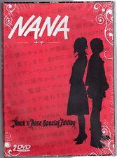 dvd + bandana NANA ROCK'N ROSE SPECIAL EDITION (nana e nana 2)