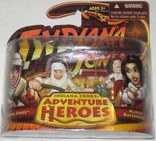 INDIANA JONES AVENTURA HEROES indiana jones marion ravenwood Set de figuras 2008