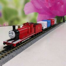 Tomix 93812 Thomas & Friends - James 3 Cars Set N Scale 93812 4543736938125