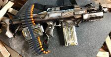 Custom Painted Nerf Lot rapidstrike Alpha Gun Cosplay Comic Con LARP steampunk
