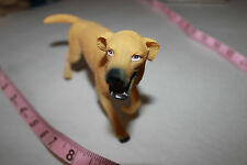 "1/6 Scale golden retriever dog for use with 11"" or 12"" inch actiong figure"