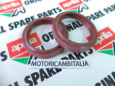 Aprilia RX125 rx 125 kit PARAOLI PARAOLIO FORCELLA OIL SEALS FORK
