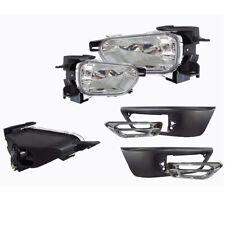 Fog Light Kit for Honda CR-V 12/2001-09/2004 with Wiring & Switch